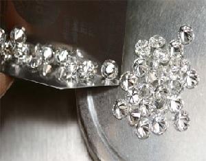 sorting loose diamonds