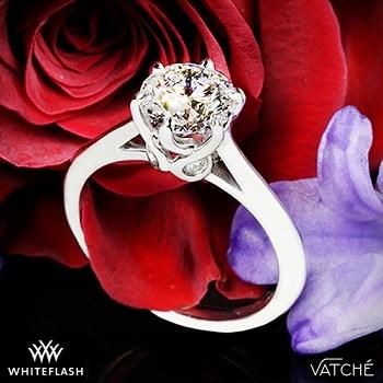 g color diamond engagement ring vatche