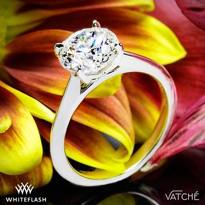 dvatche bliss diamond ring serenity 4 prong setting